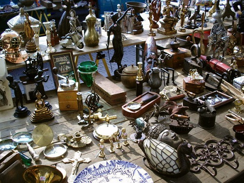 things to do in odessa flee market