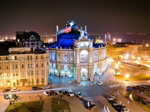 odessa excursions
