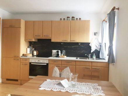 Küche Apartment Tilli
