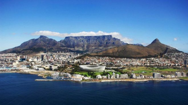 Cape Town, The Gorgeous City I Now Live in.