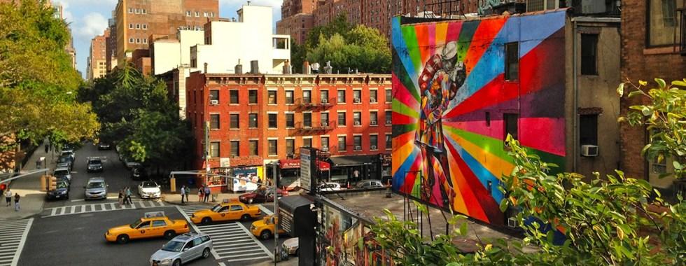 Chelsea Manhattan Top NYC Neighborhood