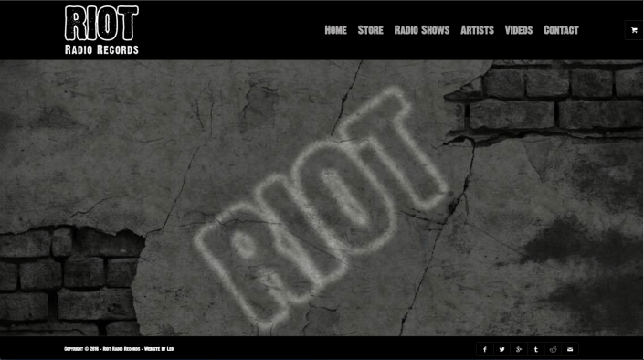 riot-radio-records-website