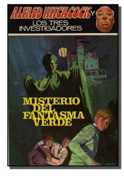 Los Tres Investigadores y Alfred Hitchcock
