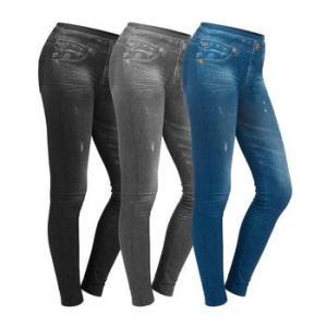 Стильные корректирующие джинсы - Slim Jeggings