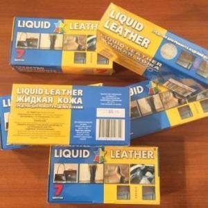 Набор для ремонта кожаных изделий - Liquid Leather