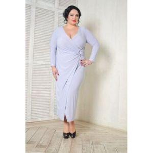 Стильные платья больших размеров | Модный каталог