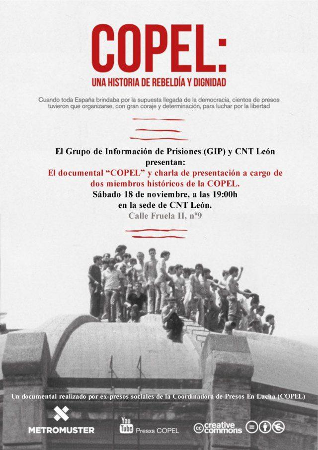 Actividades culturales del Sindicato de León CNT
