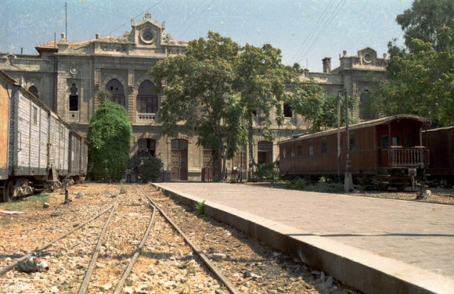 Damascus Station, Syria