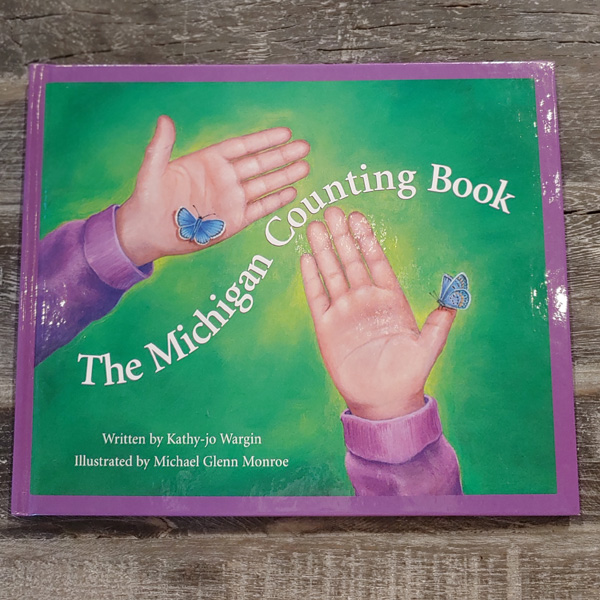 Michigan-Counting-Book