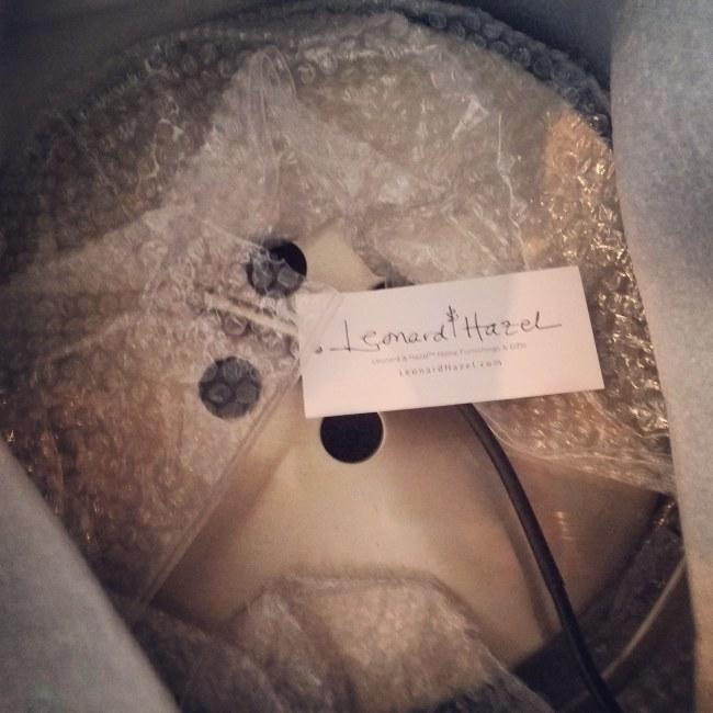 Leonard & Hazel™ Lamp Tag