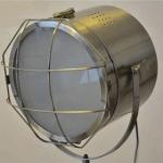 Nordic Style Tripod Spotlight Lamp -Chrome 2