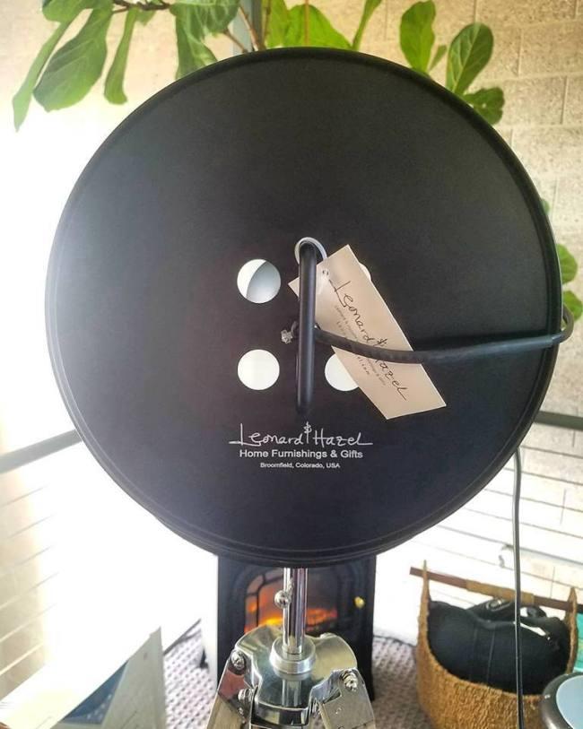 Tripod Spotlight Lamp