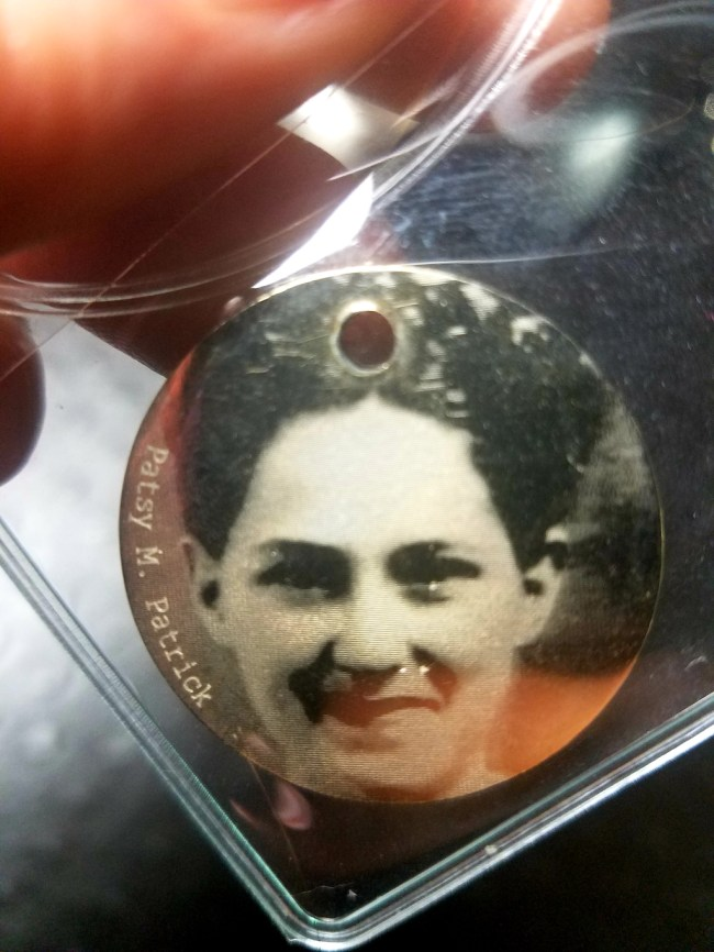 Photo Engraved Pendant