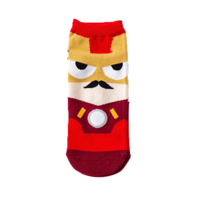 Iron Man Ankle Sock