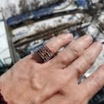 Fancy Sapphire Ring
