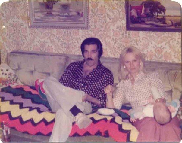 Leonard Sargisian, Mom and I