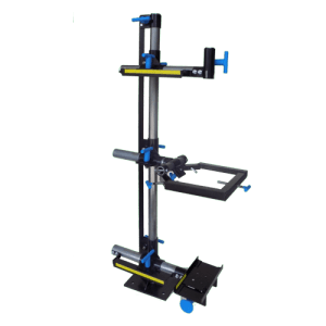 Prosthetic alignment and transfer fixture