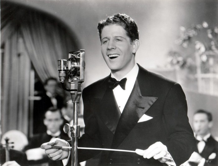 Rudy Vallee in his prime