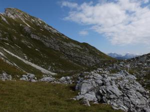 I prati sul monte Sorapiss