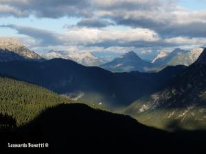 Tra i boschi delle Dolomiti - Alta Via n° 3