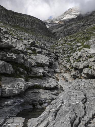 La morfologia dei Pirenei - Parco nazionale monte Perdido