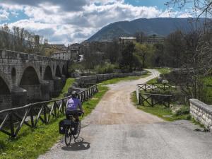 Da Pesaro a Roma in bicicletta - 420 Km di rara bellezza