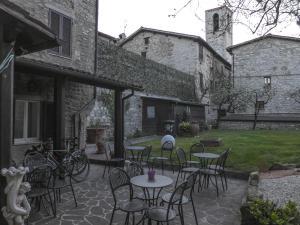 Tappa 2. Residenza di Via Piccardi - Gubbio.