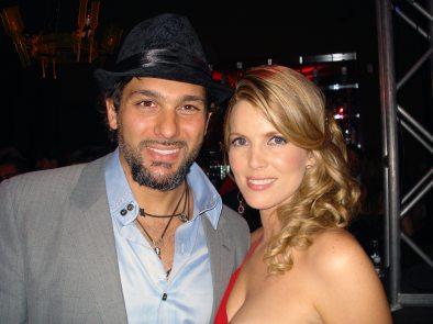 Maritza Rodriguez y Leonardo Rocco