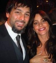 Sofia Vergara y Leonardo Rocco