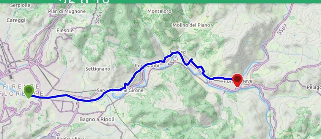 Way of St Francis - Franziskusweg von Florenz nach Assisi