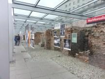 Wystawa przy Topographie des Terrors