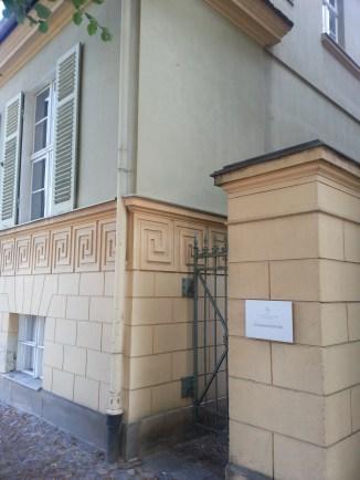 Budynek dyrekcji