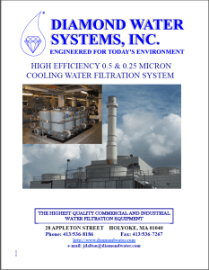 Diamond Water Systems Cooling and Closed Loop Filtration Brochure