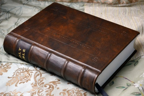 The 18th Century Revivalist Hardcover -- in a hand-dyed English calfskin