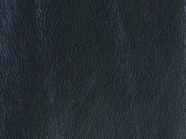 Black Goatskin-Embossed Cowhide (Goat Cow)