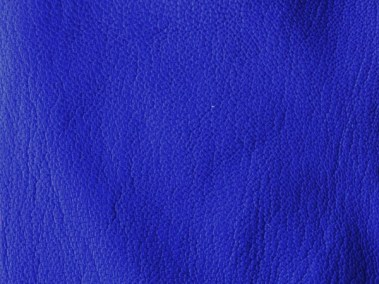 Electric Blue Soft-Tanned Goatskin