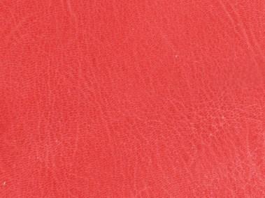 Red Sokoto Goatskin