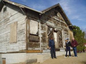The Leona Valley One-room Schoolhouse supported by the Gala Under the Stars