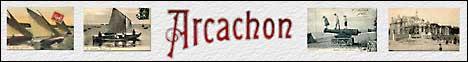 Arcachon - Cartes postales anciennes