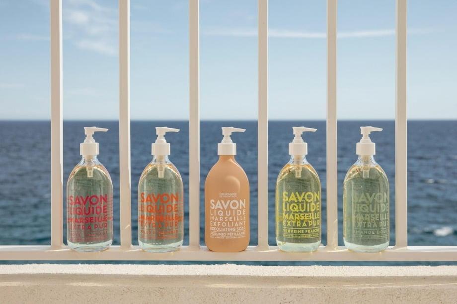 french savon de marseille compagnie de provence