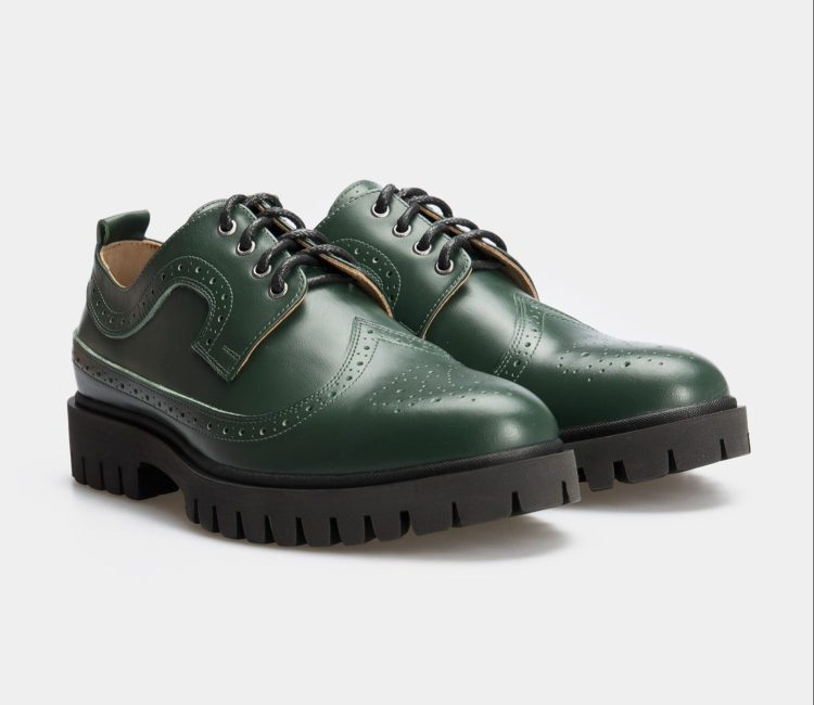 Чоловіче взуття - туфлі Дербі