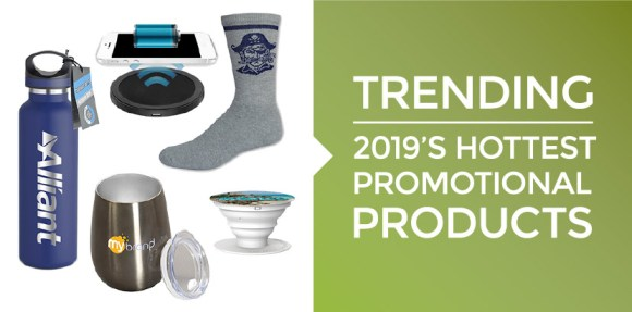 Trending! 2019's Hottest Promotional Products | Leone ...
