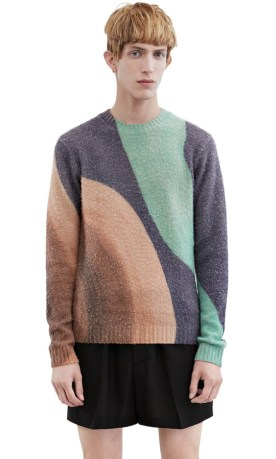 Acne Studios SS16 sweater. http://bit.ly/1LY0DW1
