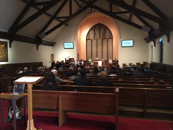 20150920 Phs LUMC Peter Anske Sr. Memorial Service (2)