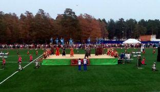 XVI Республиканские сельские спортивные игры в Курумкане