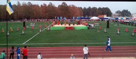 Церемония открытия XVI Республиканских сельских спортивных игр в Курумкане
