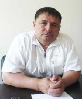 Никулин Юрий Михайлович, глава Баунтовского эвенкийского района с 2009 по 2014 годы