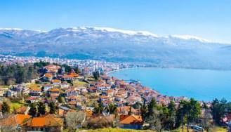 Ohrid, Macedonïe. © Shutterstock