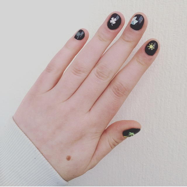 nailart-sticker