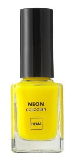 hema-neon-nagellak-geel